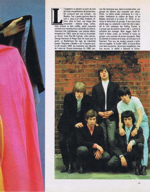 Discographie N° 80 LA SORTIE DE SECOURS - Page 3 19820822