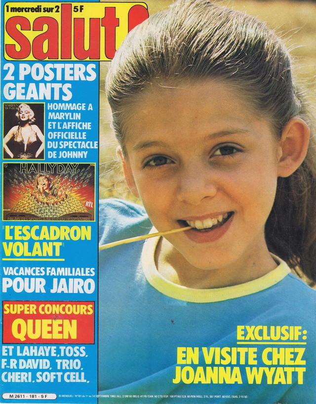 Discographie N° 80 LA SORTIE DE SECOURS - Page 3 19820919