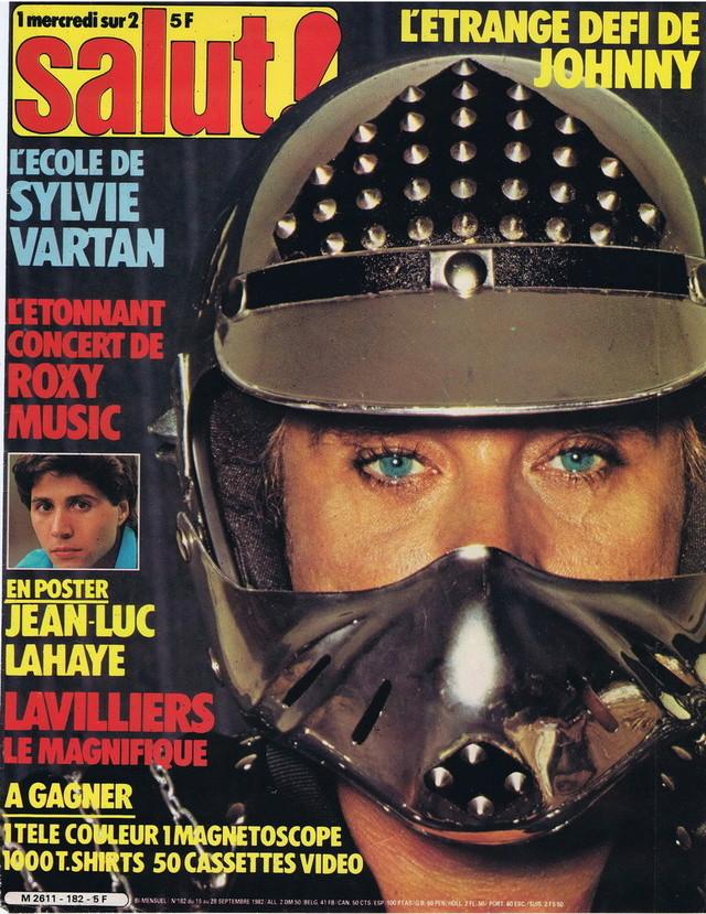 Discographie N° 80 LA SORTIE DE SECOURS - Page 3 19820920