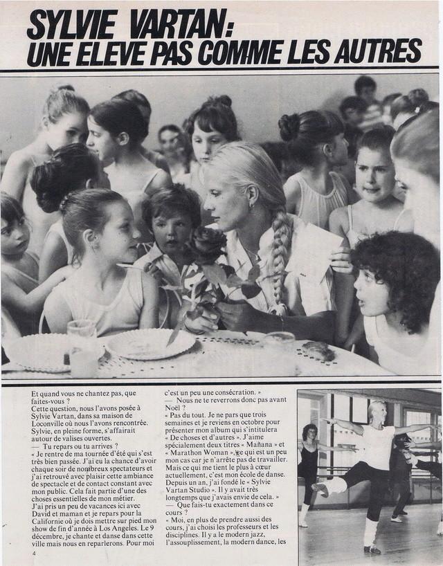 Discographie N° 80 LA SORTIE DE SECOURS - Page 3 19820921