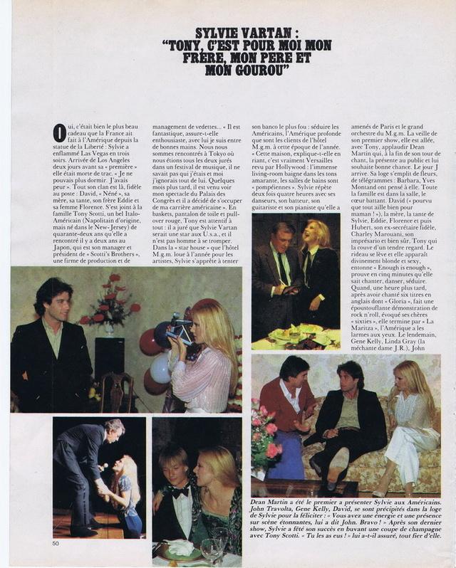 Discographie N° 81 MARATHON WOMAN - Page 2 19821217