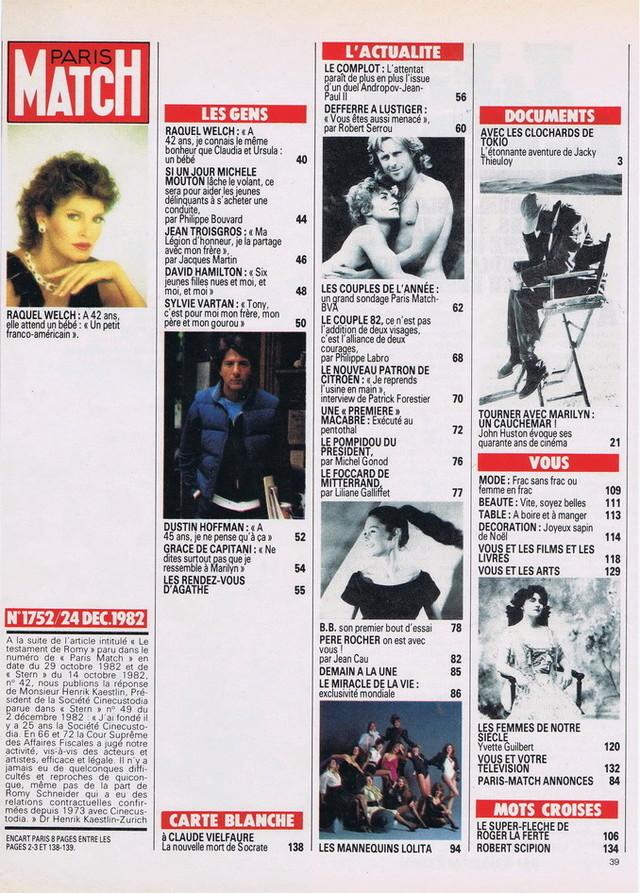 Discographie N° 81 MARATHON WOMAN - Page 2 19821218