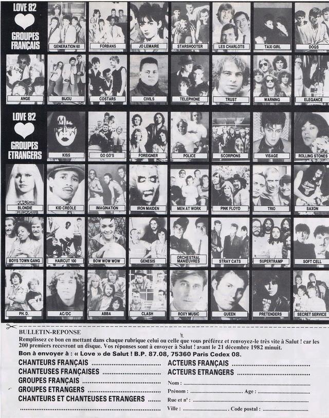 Discographie N° 81 MARATHON WOMAN - Page 2 19821225