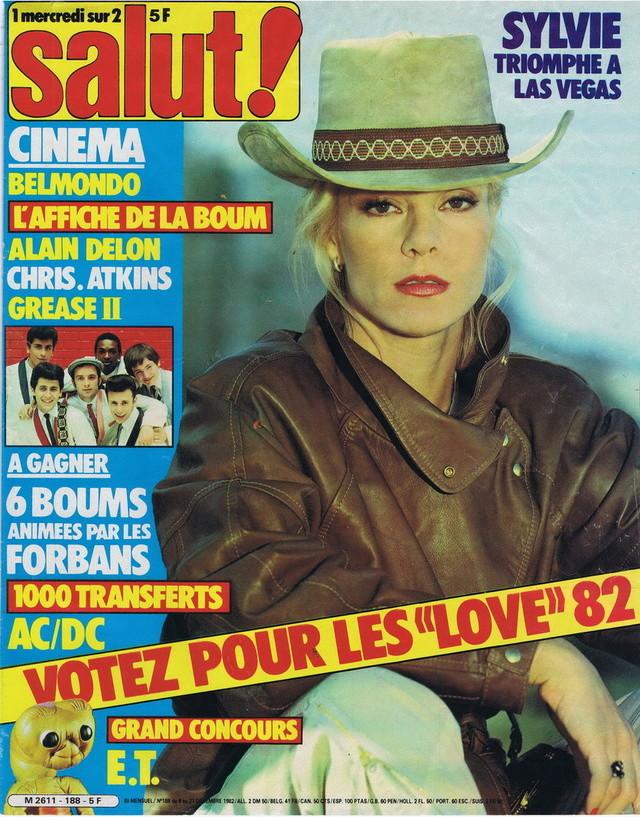 Discographie N° 81 MARATHON WOMAN - Page 2 19821230