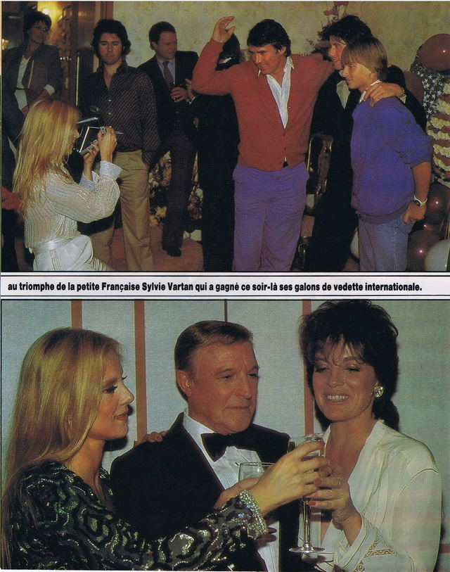 Discographie N° 81 MARATHON WOMAN - Page 2 19830115