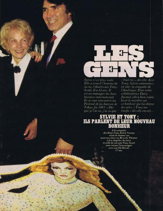"""Discographie N° 39 (COMPLEMENT) """"LA PREMIERE FOIS QU'ON S'AIMERA"""" - Page 4 19830514"""