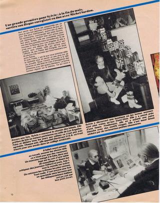 """Discographie N° 39 (COMPLEMENT) """"LA PREMIERE FOIS QU'ON S'AIMERA"""" - Page 4 19830516"""