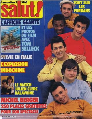 """Discographie N° 39 (COMPLEMENT) """"LA PREMIERE FOIS QU'ON S'AIMERA"""" - Page 4 19830517"""