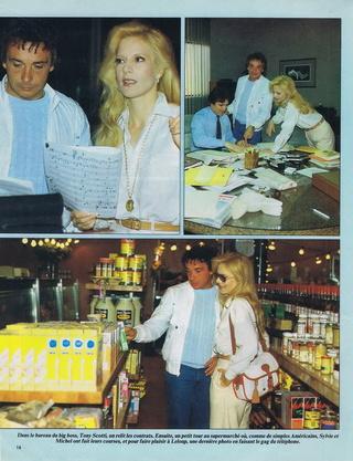 """Discographie N° 39 (COMPLEMENT) """"LA PREMIERE FOIS QU'ON S'AIMERA"""" - Page 4 19830610"""