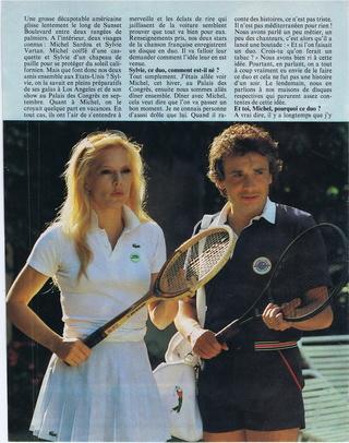 """Discographie N° 39 (COMPLEMENT) """"LA PREMIERE FOIS QU'ON S'AIMERA"""" - Page 4 19830611"""