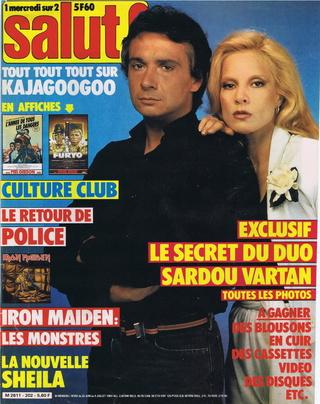 """Discographie N° 39 (COMPLEMENT) """"LA PREMIERE FOIS QU'ON S'AIMERA"""" - Page 4 19830615"""