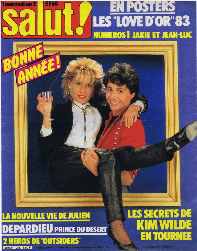Discographie N° 83 : ENCORE / LE DIMANCHE - Page 3 19840111