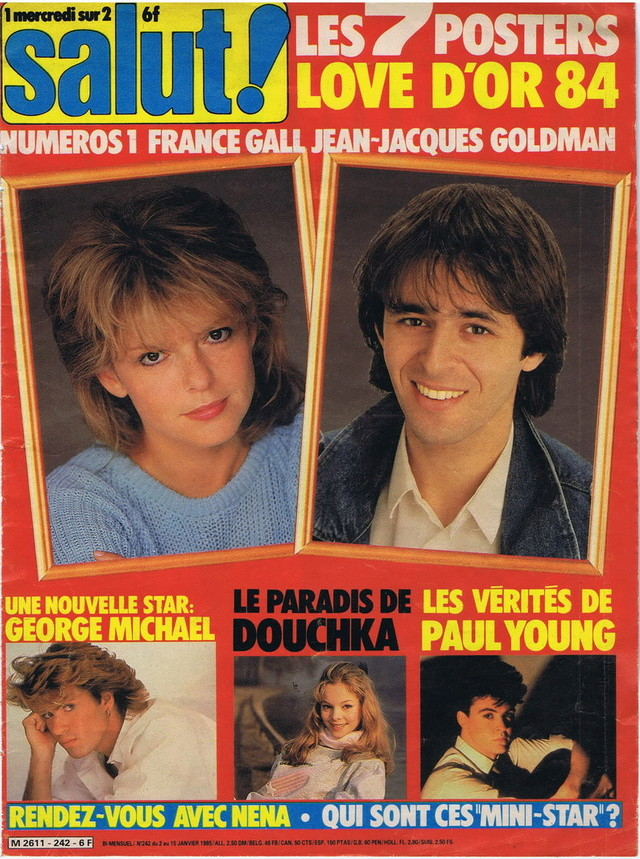 Discographie N° 85 LOVE AGAIN - Page 3 19850133