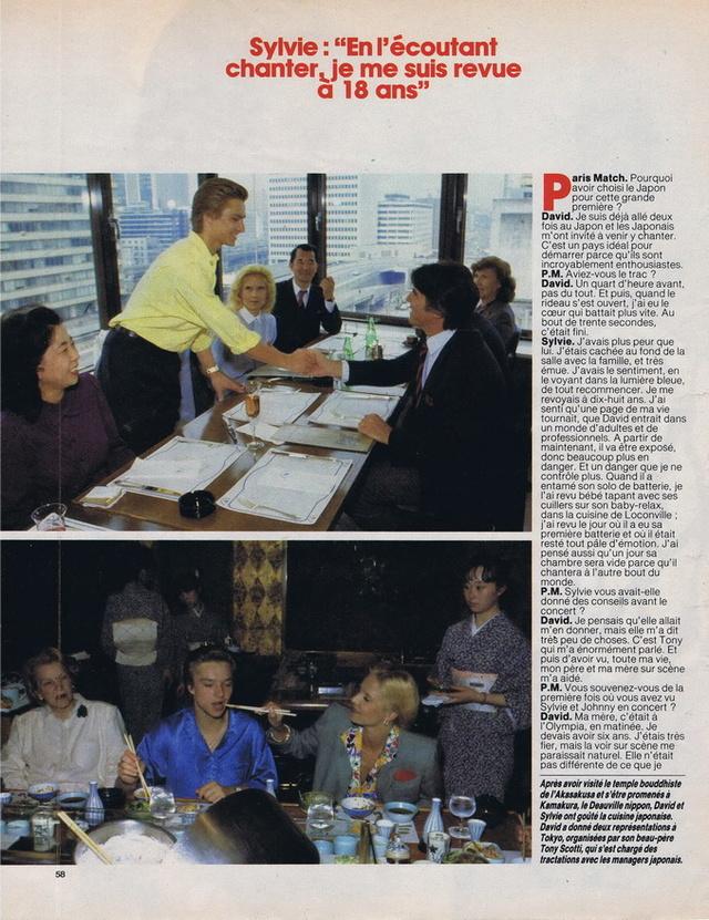 Discographie N° 86 : DES HEURES DE DESIR - Page 3 19850413