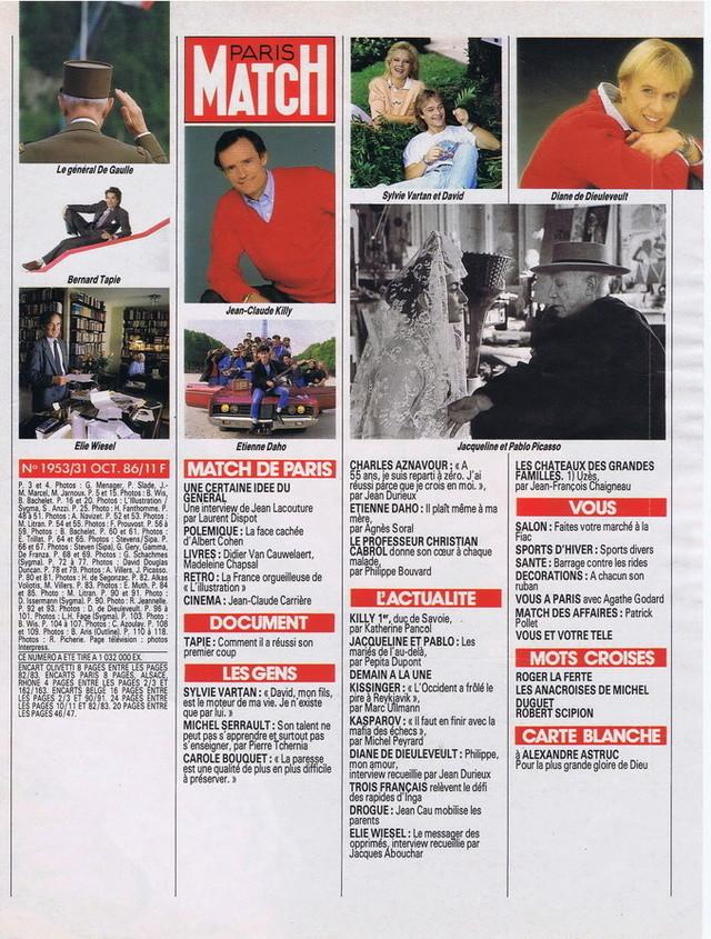 Discographie N° 89 RIEN A FAIRE - Page 3 19861012