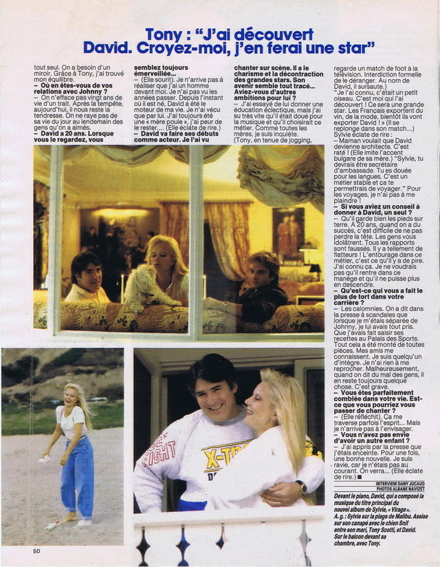 Discographie N° 89 RIEN A FAIRE - Page 3 19861013