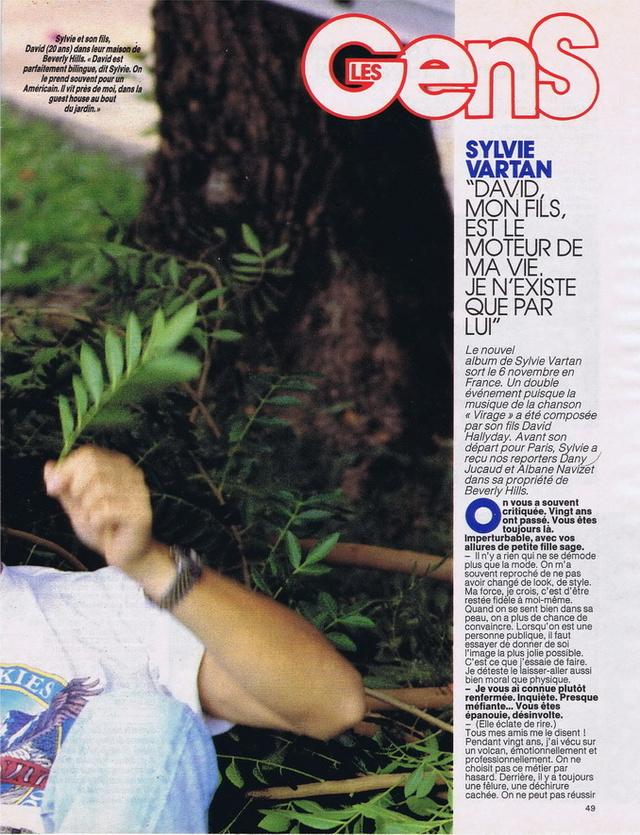 Discographie N° 89 RIEN A FAIRE - Page 3 19861014