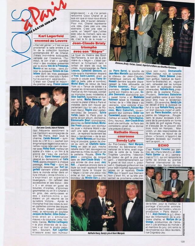 Discographie N° 89 RIEN A FAIRE - Page 3 19861111