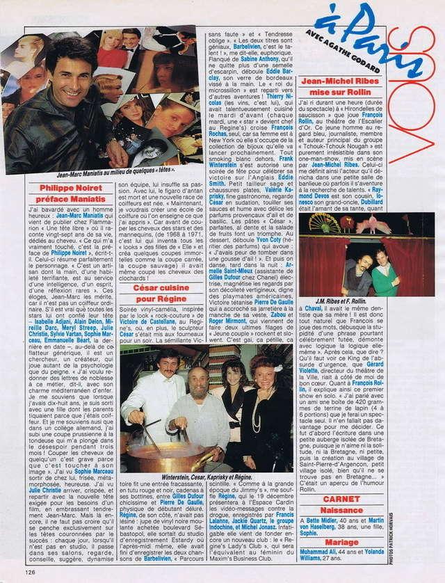 Discographie N° 89 RIEN A FAIRE - Page 3 19861211