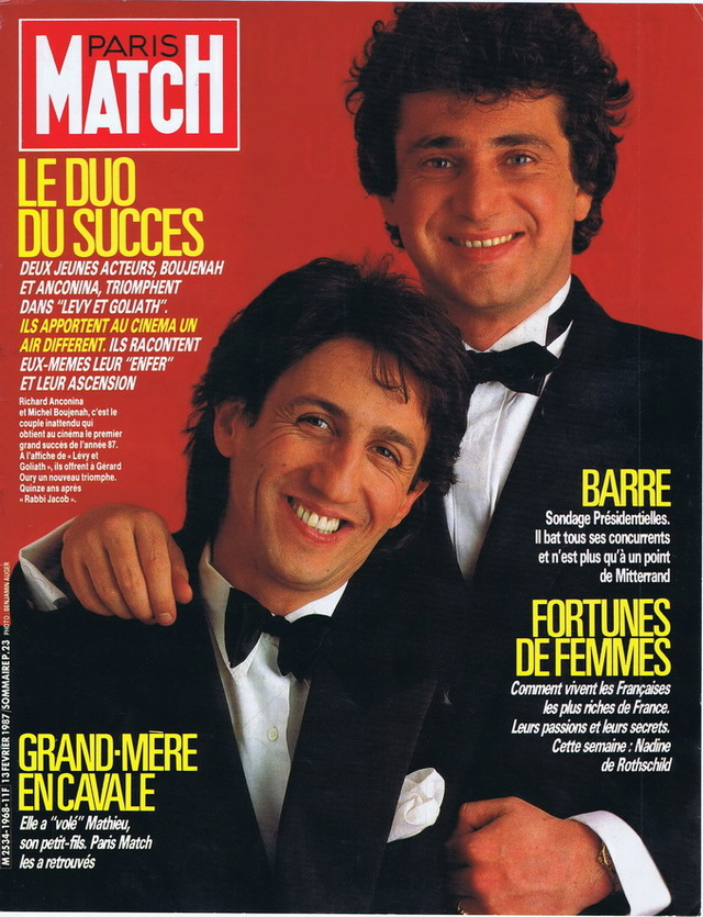 """Discographie N° 90 """"TU N'AS RIEN COMPRIS"""" - Page 3 19870211"""