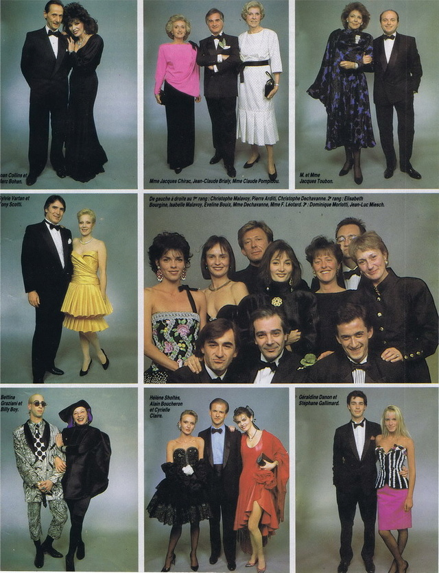 """Discographie N° 90 """"TU N'AS RIEN COMPRIS"""" - Page 3 19870415"""