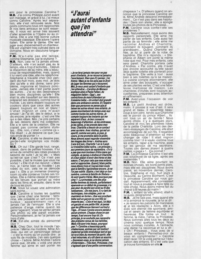 """Discographie N° 90 """"TU N'AS RIEN COMPRIS"""" - Page 3 19870418"""