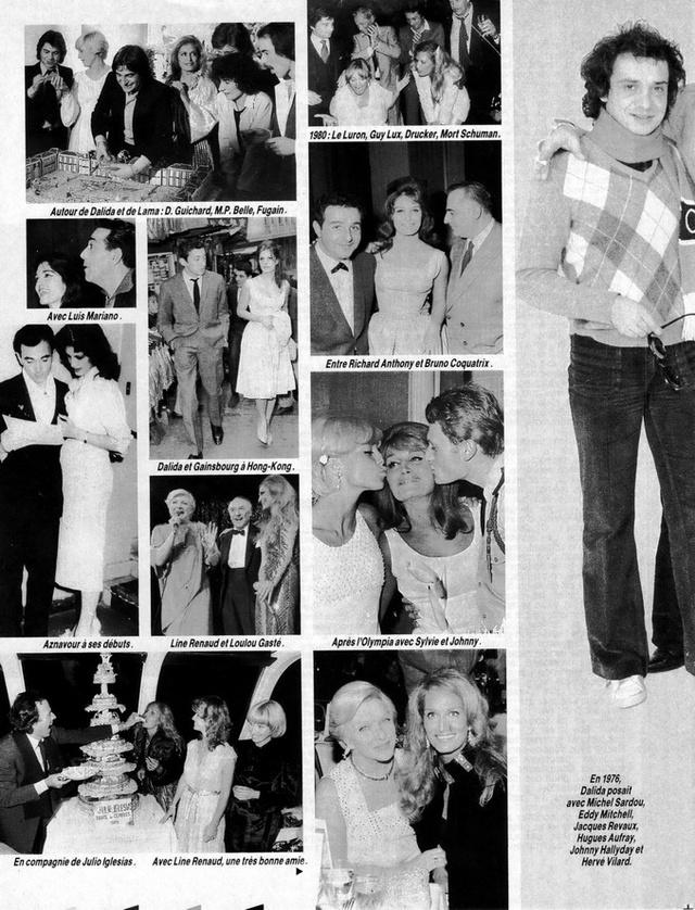 """Discographie N° 90 """"TU N'AS RIEN COMPRIS"""" - Page 3 19870512"""