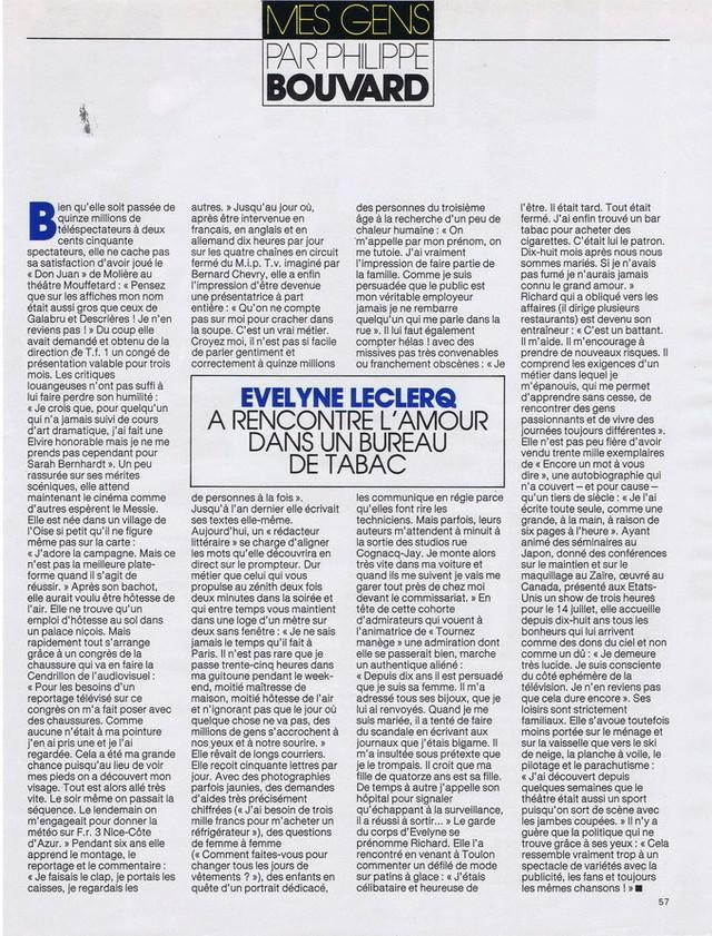 """Discographie N° 90 """"TU N'AS RIEN COMPRIS"""" - Page 3 19870513"""
