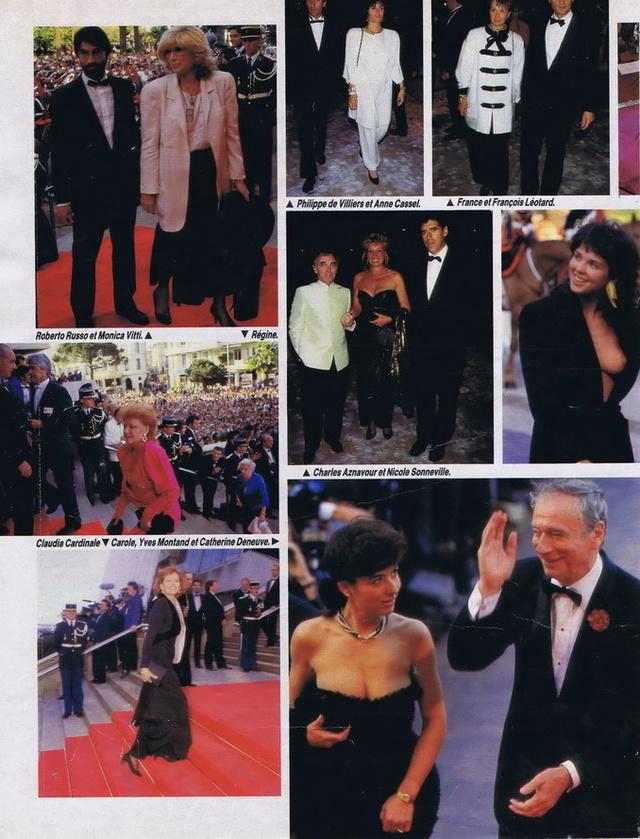 """Discographie N° 90 """"TU N'AS RIEN COMPRIS"""" - Page 3 19870524"""
