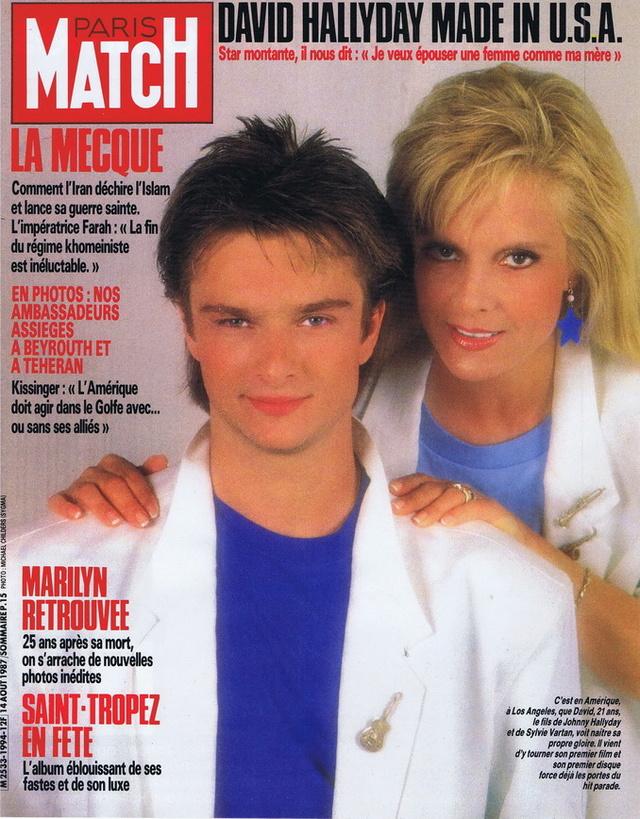 """Discographie N° 90 """"TU N'AS RIEN COMPRIS"""" - Page 3 19870815"""