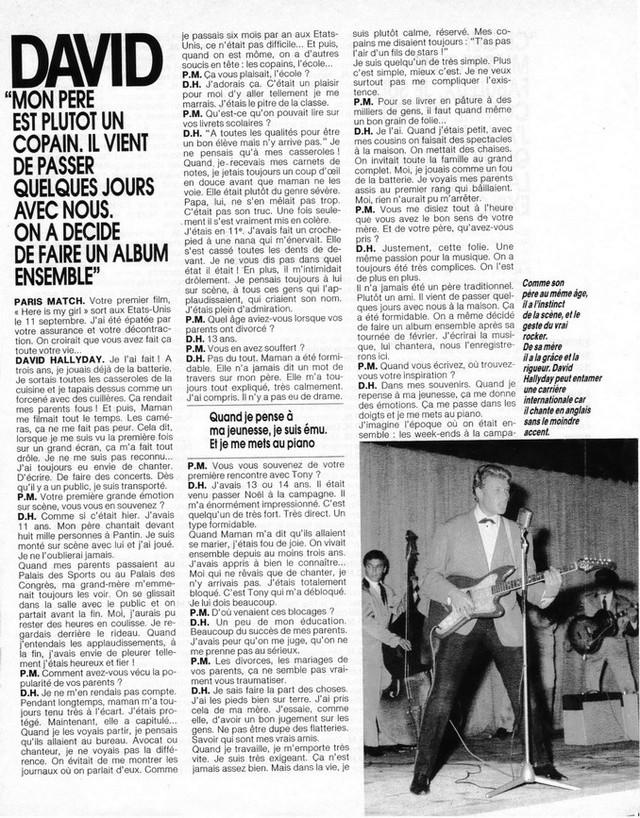 """Discographie N° 90 """"TU N'AS RIEN COMPRIS"""" - Page 3 19870816"""