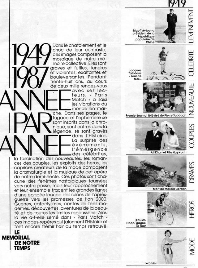 """Discographie N° 90 """"TU N'AS RIEN COMPRIS"""" - Page 3 19870917"""
