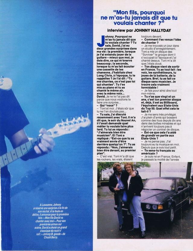 """Discographie N° 90 """"TU N'AS RIEN COMPRIS"""" - Page 3 19871114"""