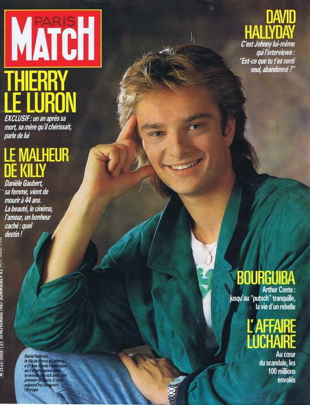 """Discographie N° 90 """"TU N'AS RIEN COMPRIS"""" - Page 3 19871115"""