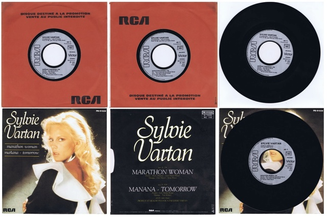 Discographie N° 81 MARATHON WOMAN 81_mar10