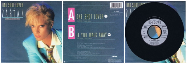 Discographie N° 88 ONE SHOT LOVER 88_one10