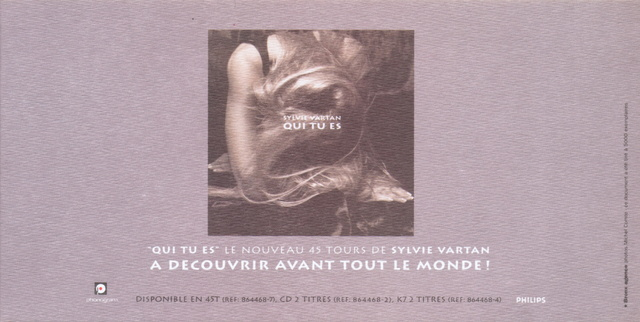 Discographie N° 95 QUI TU ES Carte_12