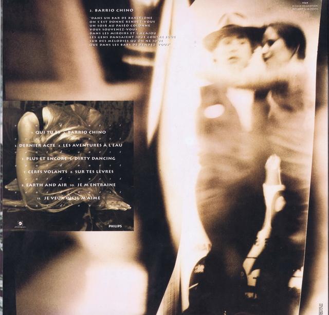 Discographie N° 95 QUI TU ES Cd_pro12