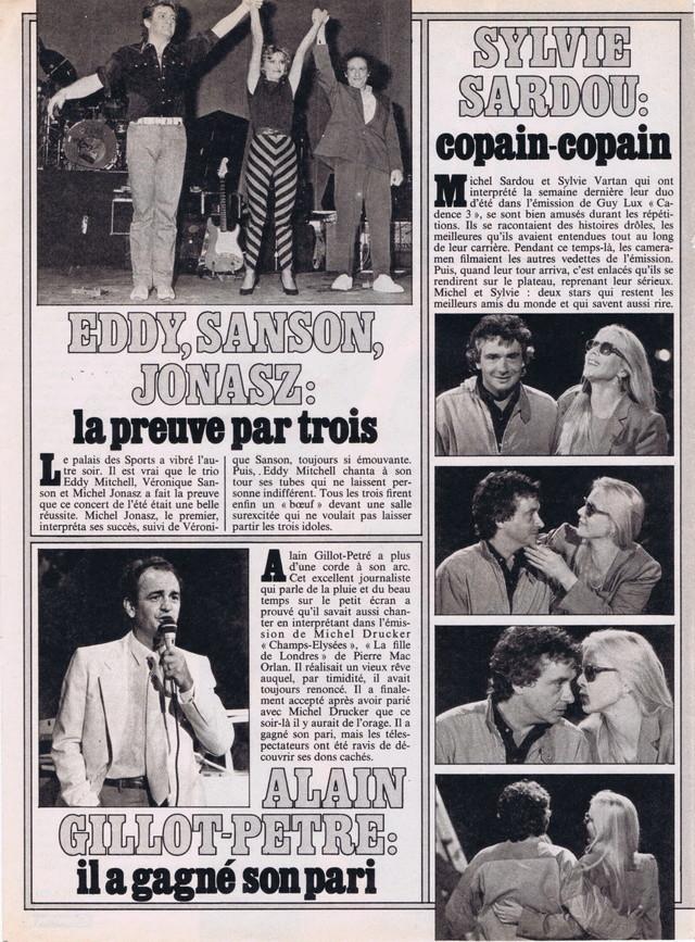 """Discographie N° 39 (COMPLEMENT) """"LA PREMIERE FOIS QU'ON S'AIMERA"""" - Page 2 Condid10"""
