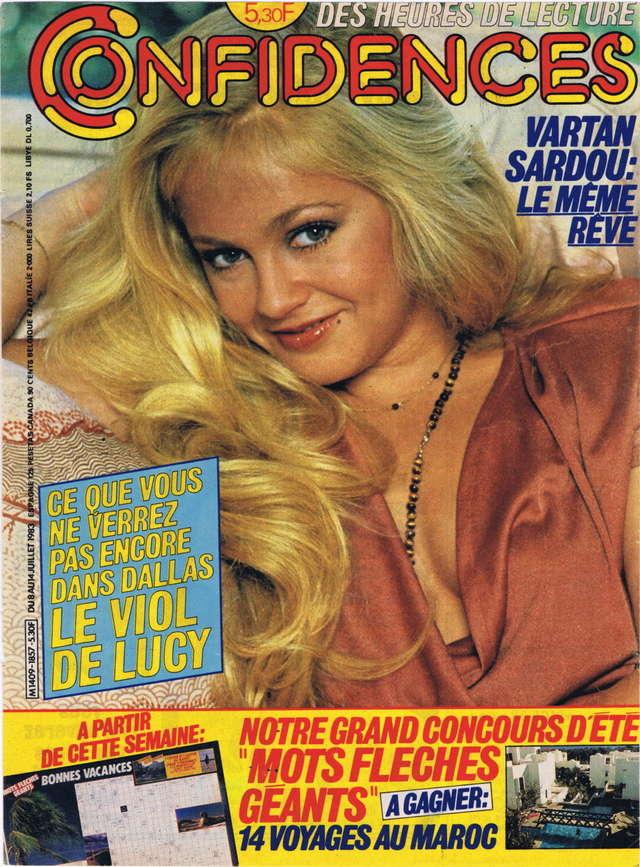 """Discographie N° 39 (COMPLEMENT) """"LA PREMIERE FOIS QU'ON S'AIMERA"""" - Page 2 Condid12"""