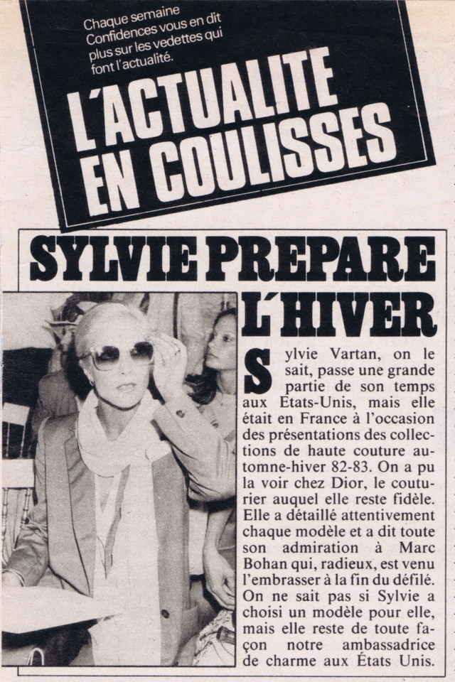 Discographie N° 80 LA SORTIE DE SECOURS - Page 2 Confid16