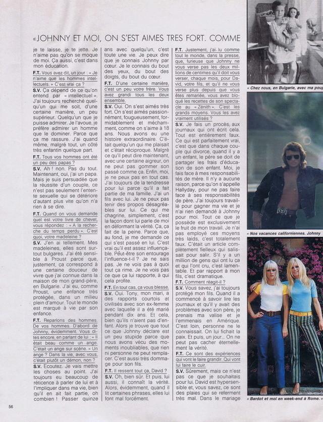 Discographie N° 86 : DES HEURES DE DESIR - Page 2 Elle2012