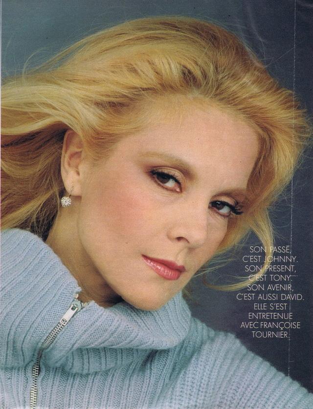 Discographie N° 86 : DES HEURES DE DESIR - Page 2 Elle2014