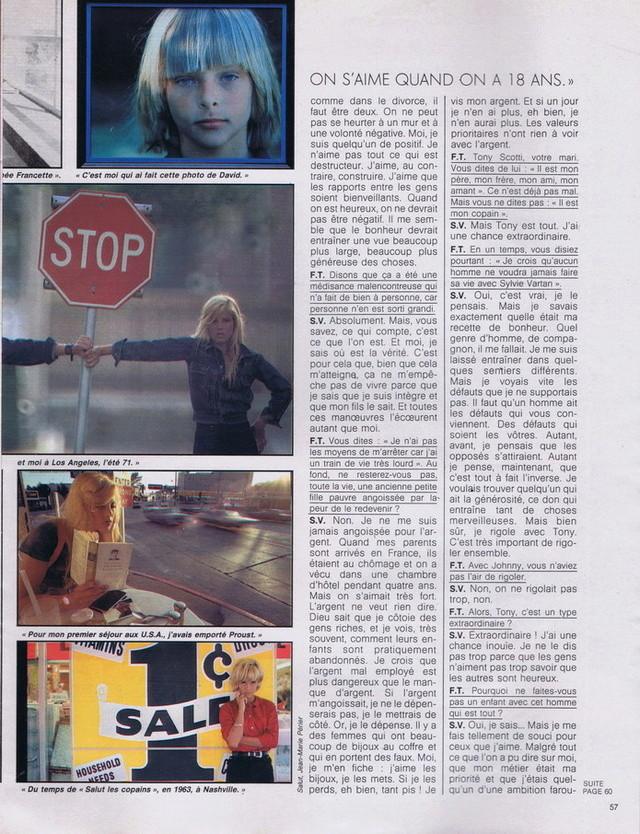 Discographie N° 86 : DES HEURES DE DESIR - Page 2 Elle2019