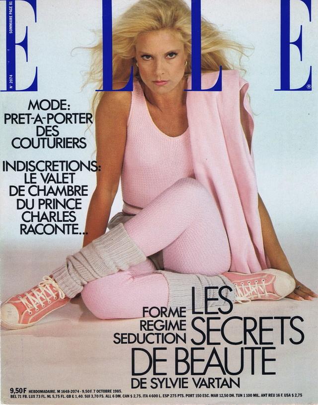 Discographie N° 87 DOUBLE EXPOSURE Elle2020