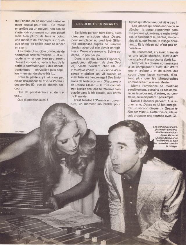 Discographie N° 80 LA SORTIE DE SECOURS - Page 2 En_ved13