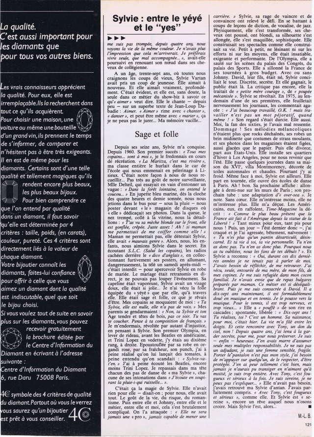 Discographie N° 84 Déclare l'amour comme la guerre - Page 2 Figaro12