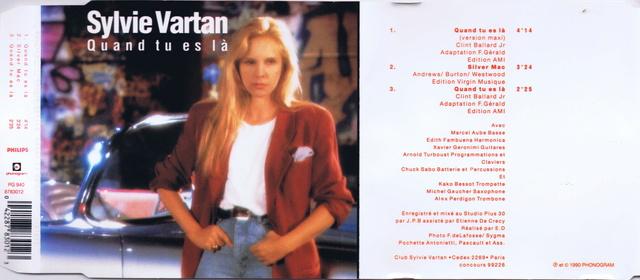 Discographie N°94 QUAND TU ES LA - Page 2 Fr_cds10