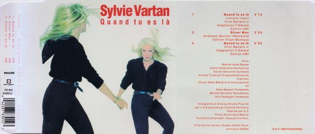 Discographie N°94 QUAND TU ES LA - Page 2 Fr_cds11