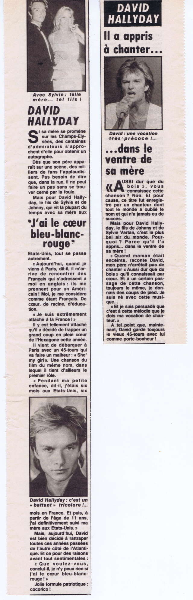 Discographie N° 91 FEMME SOUS INFLUENCE Franc102